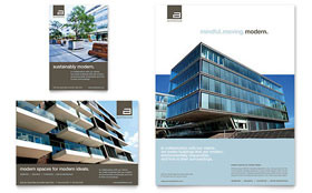 Architect - Flyer & Ad