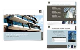 Architect - PowerPoint Presentation Template