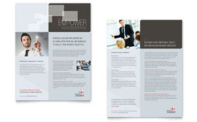Corporate Business - Datasheet Template