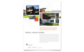 Architectural Design - Flyer Template
