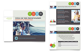 Business Analyst - Microsoft PowerPoint Template