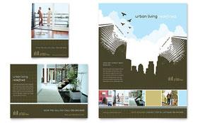 Urban Real Estate - Leaflet Template