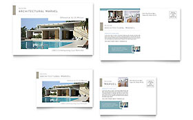 Modern Real Estate - Postcard Sample Template