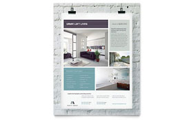Urban Loft - Flyer Template