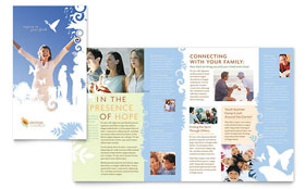 Christian Church - Brochure Template