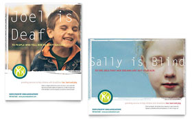 Special Education - Poster Template