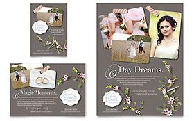 Wedding Planner - Flyer & Ad Template