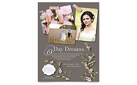 Wedding Planner - Flyer Template