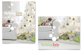 Christmas Dreams - Sale Poster